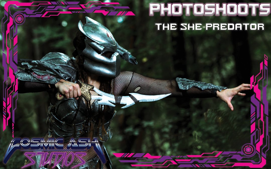 Photoshoots: The Predator