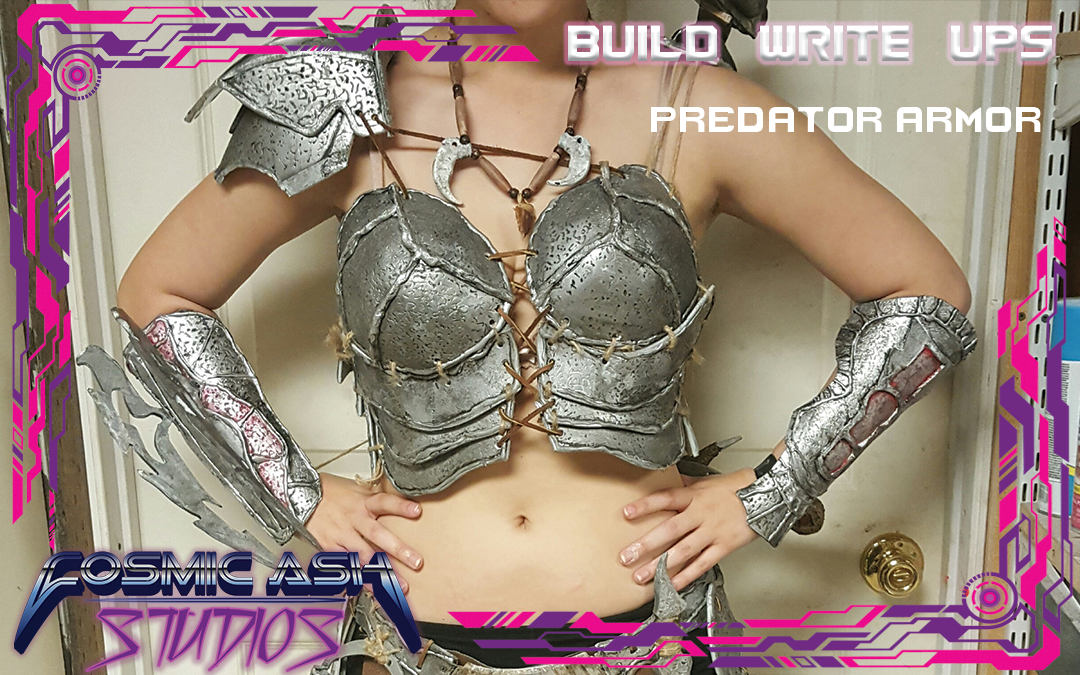 Build Write Up: Predator armor
