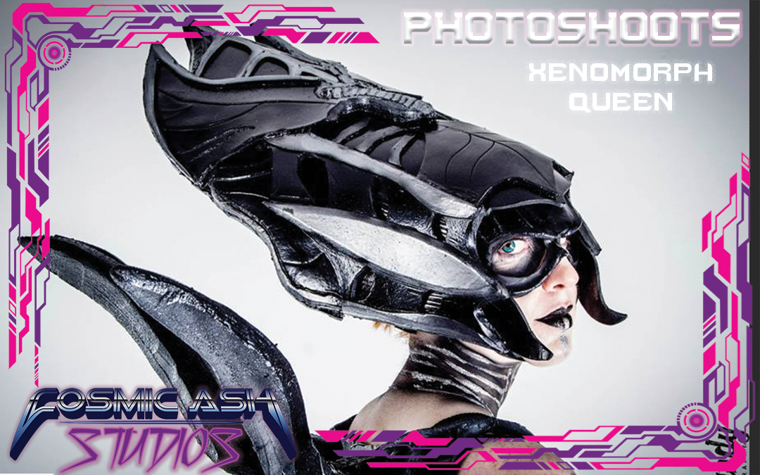 Photoshoots: The Xenomorph Queen